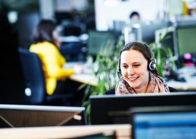 Stuttgart – Studentische Aushilfen im telefon. Kundenservice (m/w/d)